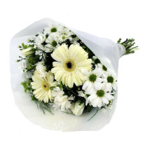 White Mixed Bunch